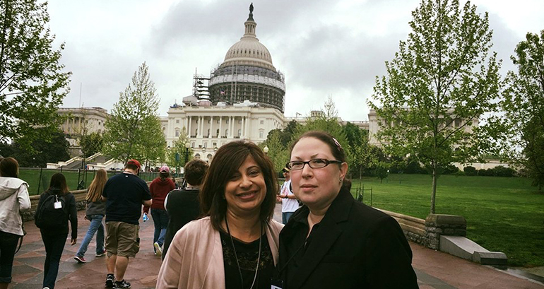 Legislative Advocacy and Breast Cancer Research